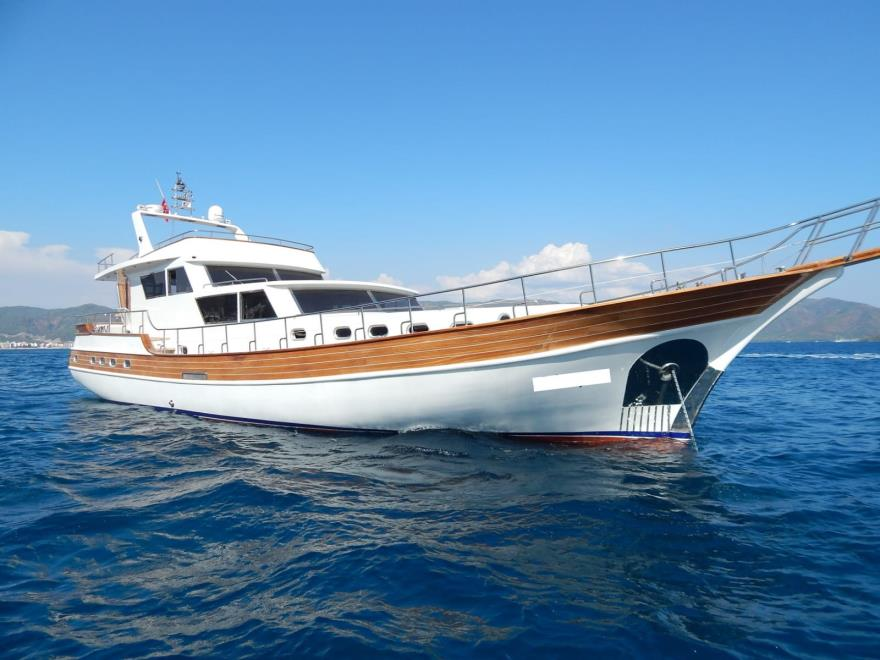 22 meter Luxury Daily Trip Boat VIP27192