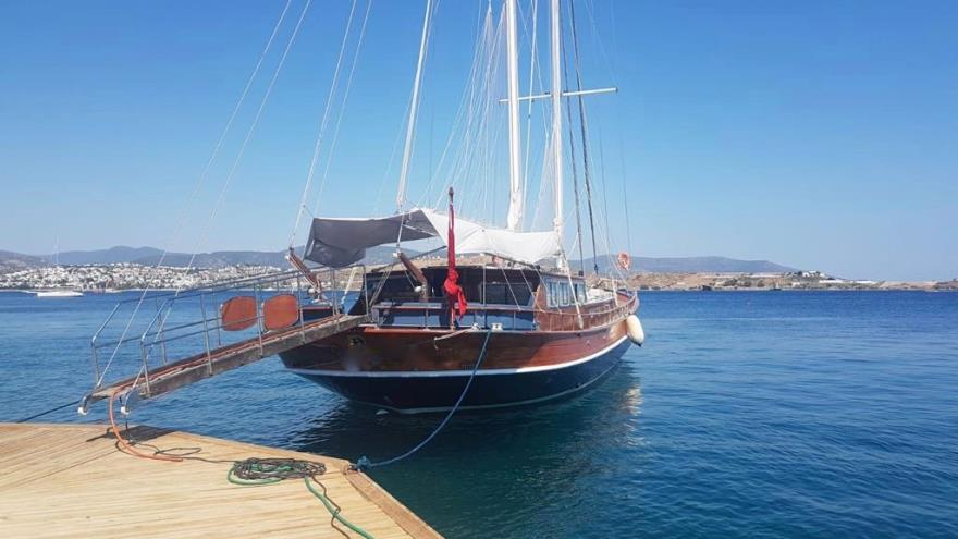 28 meter private Sail Gulet VIP27202