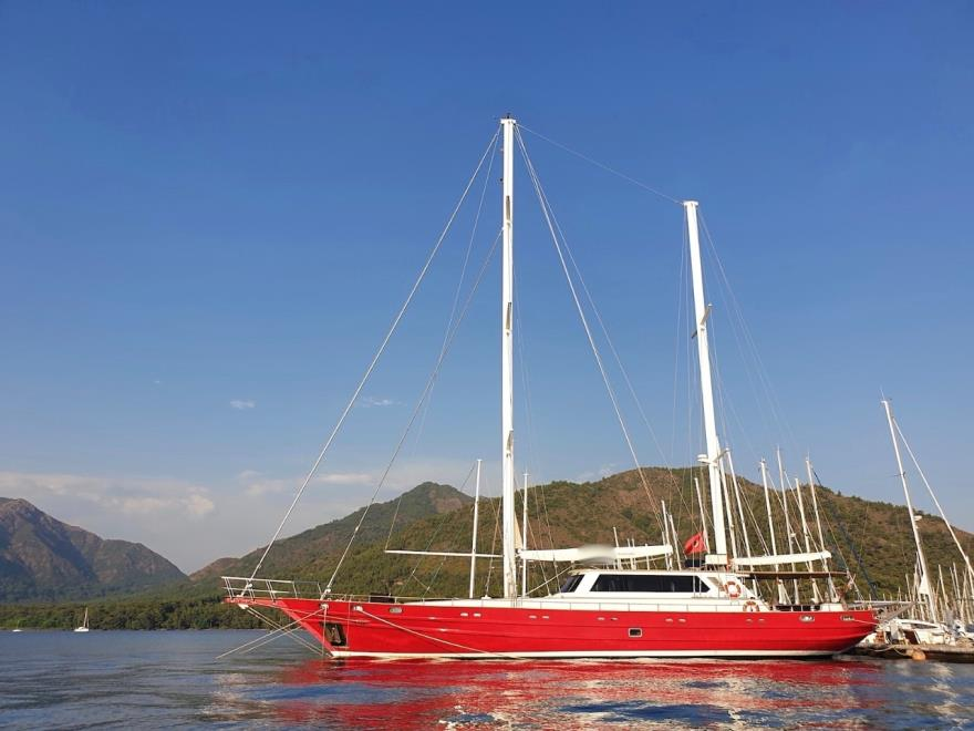 30 m Laminated Sailing Ketch VIP27200